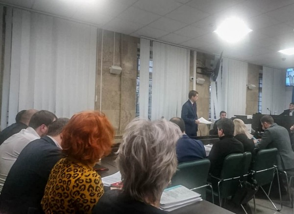 Справа «Укрзалізничпостачу»: в Антикорупційному суді триває підготовче провадження
