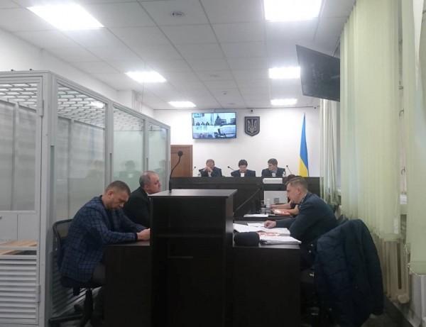 У справі екс-голови Господарського суду Сумської області оголошено обвинувальний акт