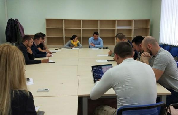 Робота в регіонах, справа ПриватБанку та фінансування НАБУ на засіданні РГК НАБУ