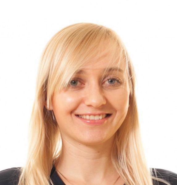Олександра Устінова (секретар РГК)
