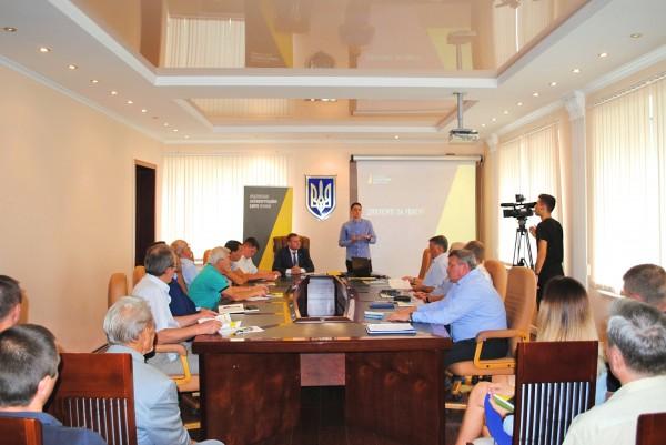 НАБУ та Рада громконтролю НАБУ відвідали Чорноморськ