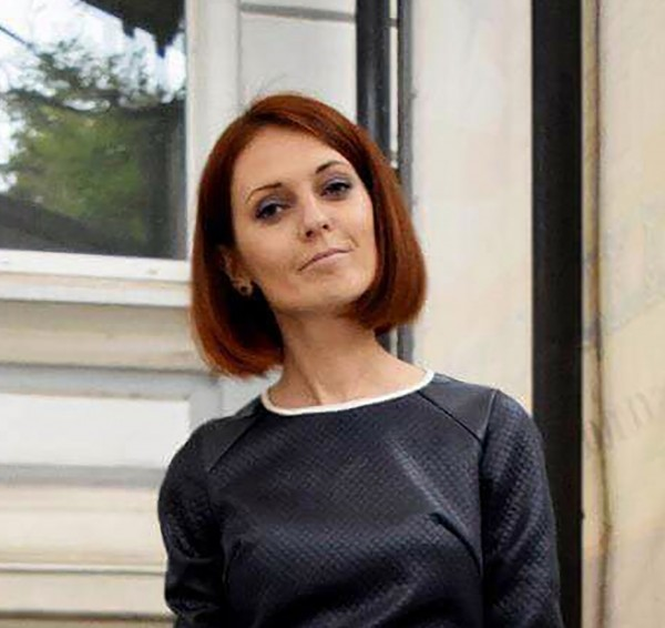 Тетяна Локацька (голова РГК)