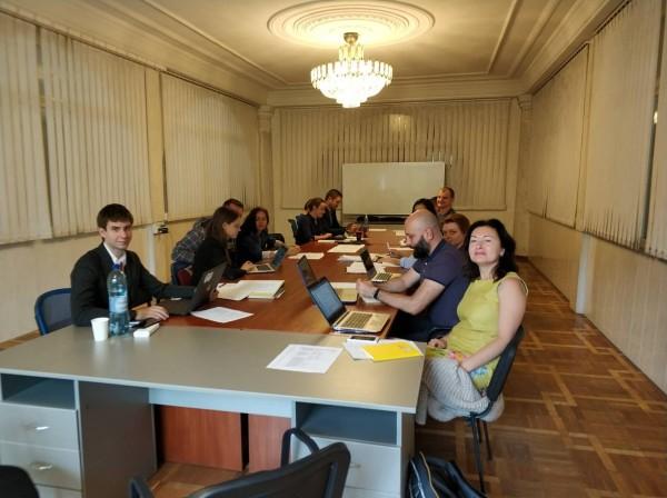 Засідання РГК (3.07.2018)