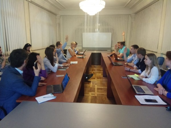 Засідання РГК (8.06.2018)