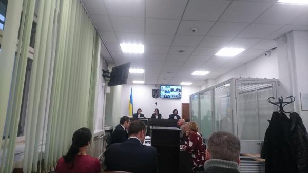 """Справа Одеського """"судді-стрілка"""": ВАКС продовжив дію обов'язків для обвинувачених та дослідив 4 томи справи"""