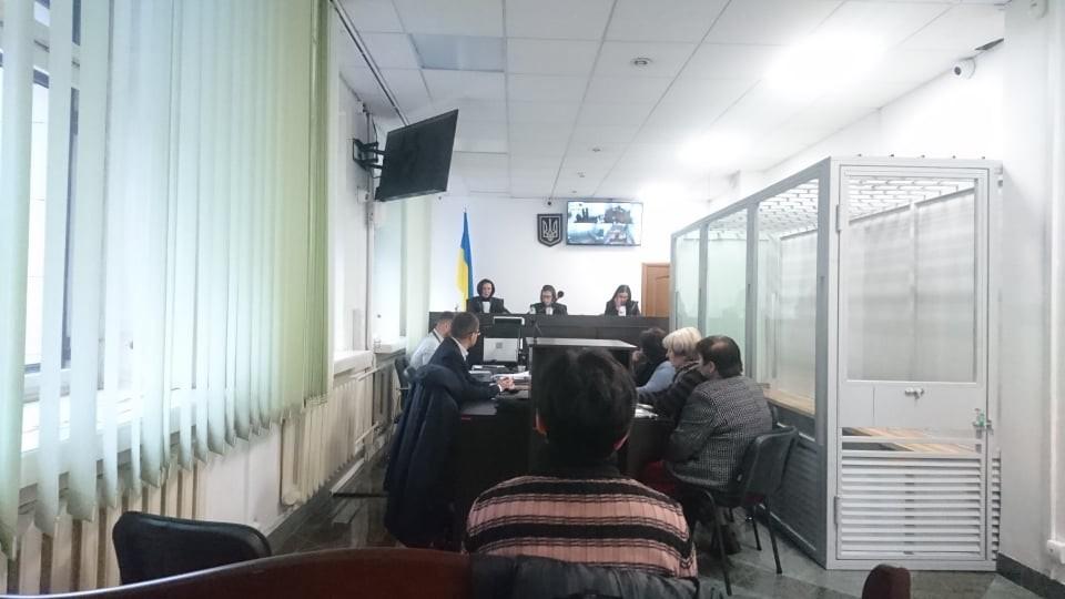 """ВАКС не зміг провести підготовче засідання у справі """"Дніпровських суддів"""" через неявку однієї з обвинувачених"""