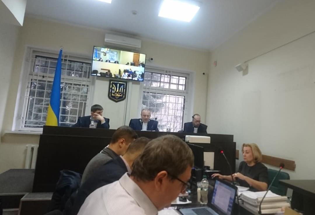 Антикорупційний суд продовжив дослідження доказів у справі податківців Шевченківської ДПІ Києва