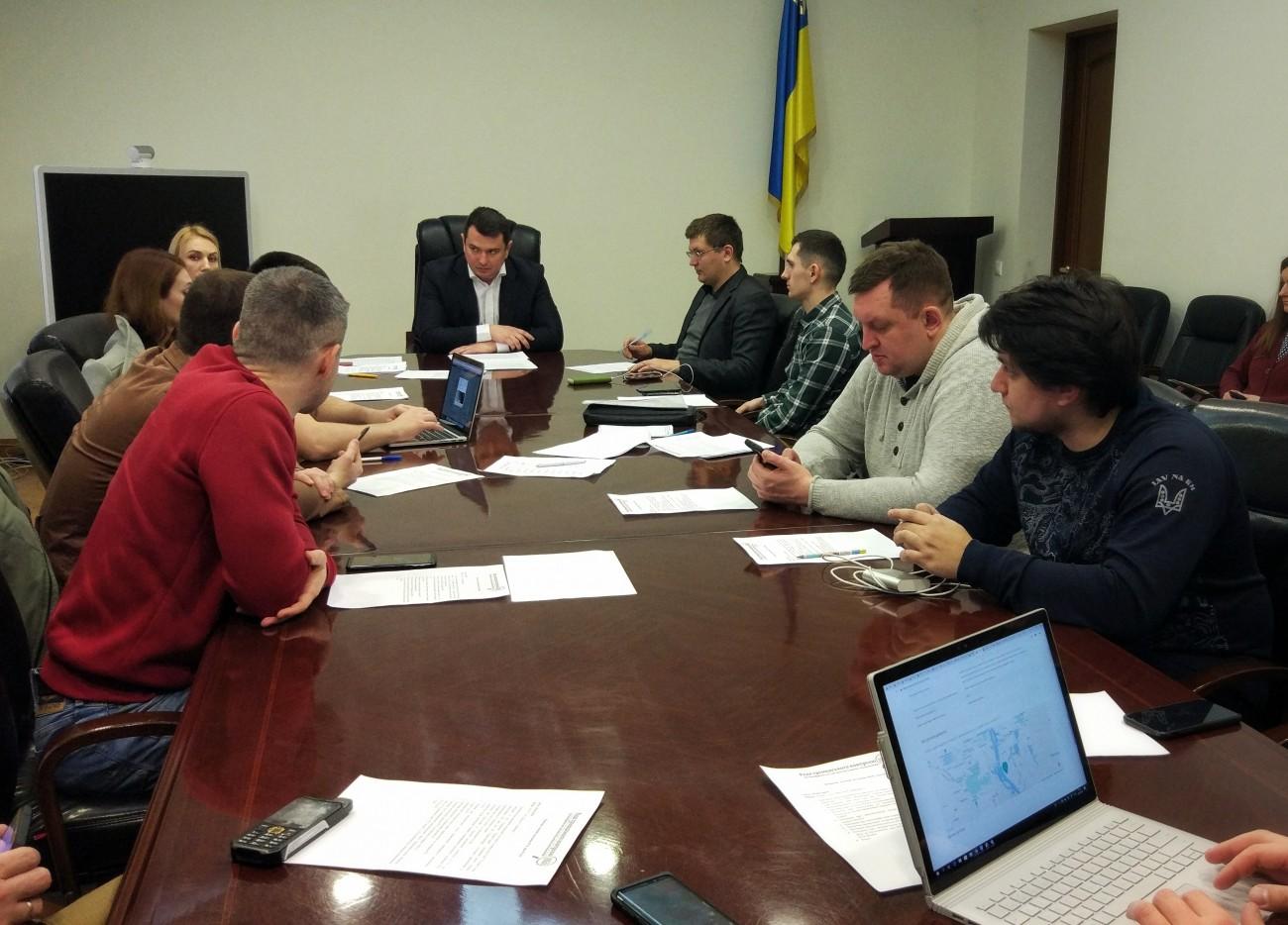 """Члени РГК обговорили з НАБУ питання щодо Укрнафти, ДП """"Енергоринок"""" та аудиту Бюро"""